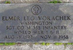 Elmer Leo Vorachek