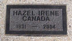 Hazel Irene Canada