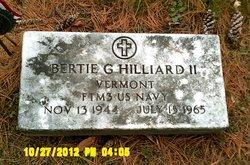 Bertie Gilbert Hilliard