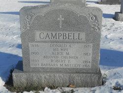 Alice M. <I>Mahan</I> Campbell