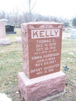 Infant Daughter Kelly