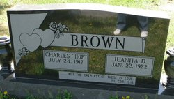 "Charles ""Hop"" Brown"