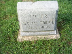 Mary Isabel <I>Hutton</I> Tyler