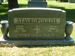 Anne P Stavropoulos