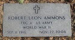 "Robert Leon ""Bob"" Ammons"