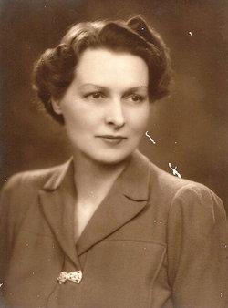 Lady Doris Jean <I>Sawyer</I> Leigh-Mallory