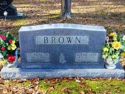 Bonnie Lynn <I>Hamilton</I> Brown
