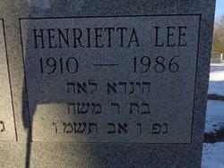 Henrietta Lee <I>Redler</I> Askuvich