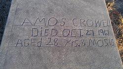 Amos Crowels