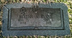 Bertha Nell <I>McKim</I> Evans
