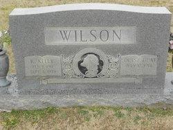 Louise <I>Duke</I> Wilson
