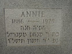 Annie <I>Razovsky</I> Askuvich