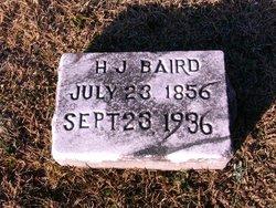"Hiram Jeremiah ""Jerry"" Baird"