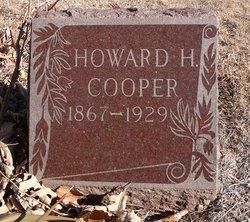 Howard H Cooper