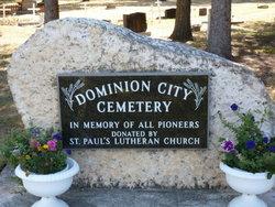 Dominion City Cemetery