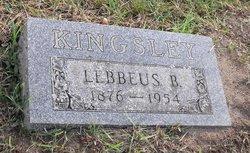 Lebbeus Benjamin Kingsley