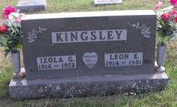 Leon Eugene Kingsley