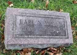 Earl N Moses