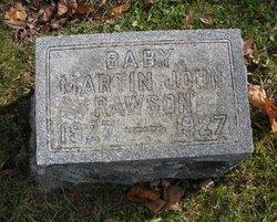 Martin John Rawson