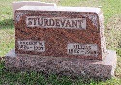Andrew W Sturdevant