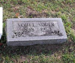 Void L Yoder