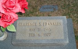 Clarence S Franklin