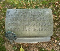 John A DeWalt