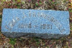 Emma Jane <I>Herstine</I> Frankenfield