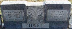 Viola <I>Thompson</I> Powell