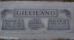 Helen <I>Lee</I> Gilliland
