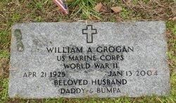 William A Grogan