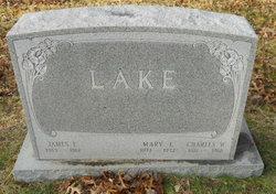 James Edward Lake