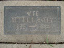 Nettie Lovinia <I>House</I> Avery