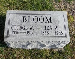 Ida May <I>Fink</I> Bloom