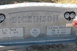 Claudine Singleton Dickinson
