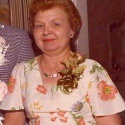 Mary Avalea <I>Pendleton</I> Bean