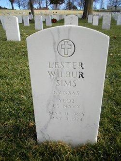Lester Wilbur Sims