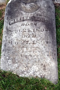 """Martha """"Patsy"""" <I>Granberry</I> Travis"""