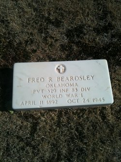 Fred Roy Beardsley