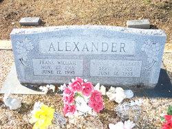 Frank William Alexander