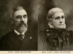 Sarah <I>McGuire</I> McGourin