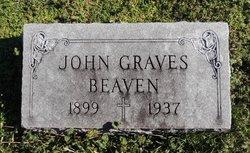 John Graves Beaven, Sr
