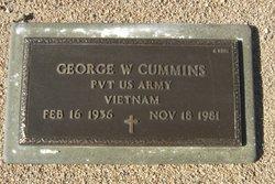 George W Cummins
