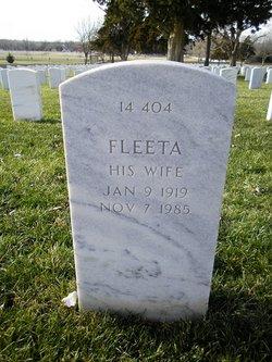 Fleeta <I>Hickman</I> Gamble