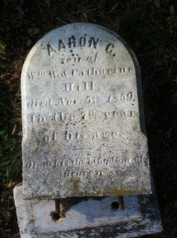 Aaron C Hill