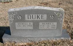 Henry L. Duke