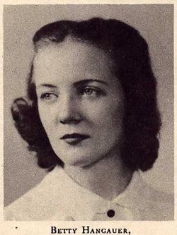 Elizabeth Anne <I>Hangauer</I> Gibson