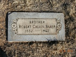 Robert Calvin Baker