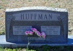 John Arnold Huffman