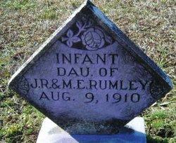 Infant Girl Rumley